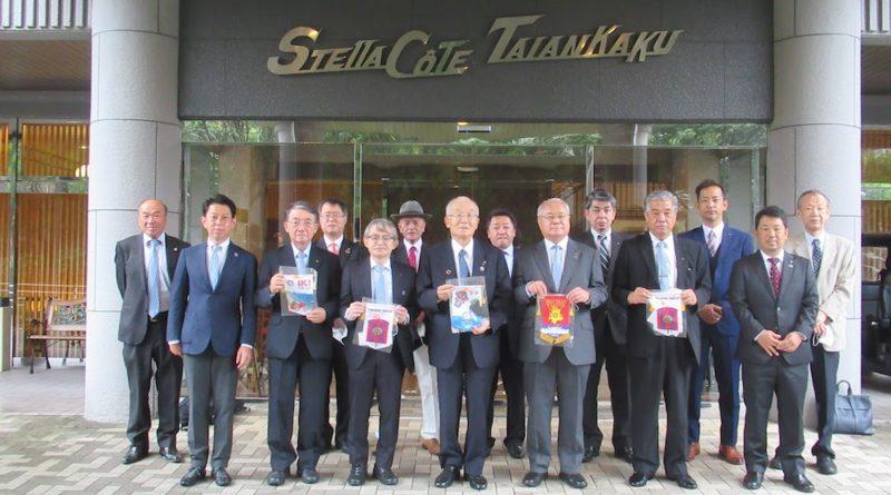 貫 正義ガバナー公式訪問&江見 博ガバナー補佐クラブ協議会が行われました